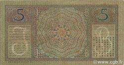 5 Gulden INDES NEERLANDAISES  1939 P.078b TTB