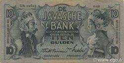 10 Gulden INDES NEERLANDAISES  1938 P.079b TTB