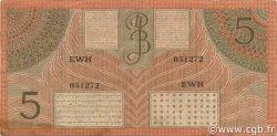 5 Gulden INDES NEERLANDAISES  1946 P.088 TB+