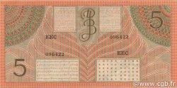 5 Gulden INDES NEERLANDAISES  1946 P.088 NEUF