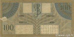 100 Gulden INDES NEERLANDAISES  1946 P.094 TTB+