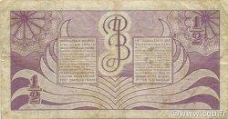 0,5 Gulden INDES NEERLANDAISES  1948 P.097 TB