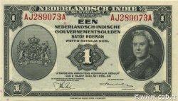 1 Gulden INDES NEERLANDAISES  1943 P.111a SPL