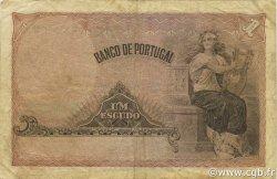 1 Escudo PORTUGAL  1917 P.113a TB+
