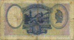 50 Escudos PORTUGAL  1929 P.144 TB