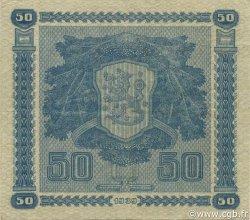 50 Markkaa FINLANDE  1939 P.072a pr.SUP