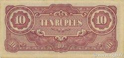 10 Rupees BIRMANIE  1942 P.16a TB à TTB