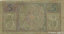 5 Gulden INDES NEERLANDAISES  1936 P.078a TB+