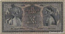 25 Gulden INDES NEERLANDAISES  1935 P.080a TTB
