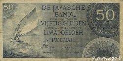 50 Gulden INDES NEERLANDAISES  1946 P.093 TB