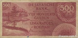 500 Gulden INDES NEERLANDAISES  1946 P.095 TB