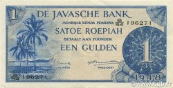 1 Gulden INDES NEERLANDAISES  1948 P.098 SUP