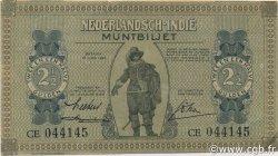 2,5 Gulden INDES NEERLANDAISES  1940 P.109a SUP