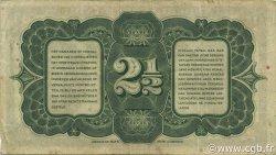 2,5 Gulden INDES NEERLANDAISES  1943 P.112a TTB