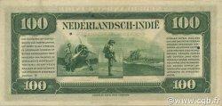 100 Gulden INDES NEERLANDAISES  1943 P.117a SPL