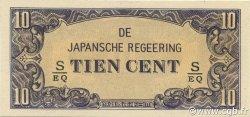 10 Cent INDES NEERLANDAISES  1942 P.121c NEUF
