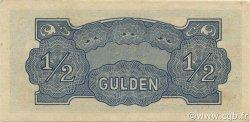 1/2 Gulden INDES NEERLANDAISES  1942 P.122b SUP