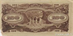 100 Roepiah INDES NEERLANDAISES  1944 P.126b B