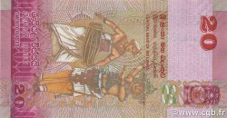 20 Rupees SRI LANKA  2010 P.123a NEUF