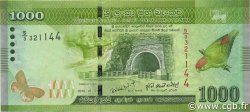1000 Rupees SRI LANKA  2010 P.127a
