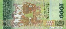 1000 Rupees SRI LANKA  2010 P.127a NEUF