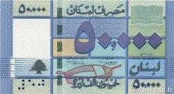 50000 Livres LIBAN  2011 P.94a NEUF