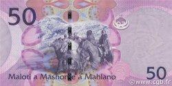 50 Maloti LESOTHO  2010 P.23 NEUF