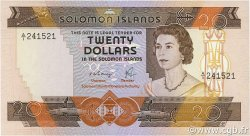 20 Dollars ÎLES SALOMON  1981 P.08 NEUF