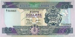 50 Dollars ÎLES SALOMON  1986 P.17a SPL