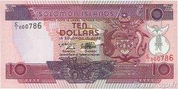 10 Dollars ÎLES SALOMON  1996 P.20 NEUF