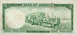 1 Pound JAMAÏQUE  1964 P.51Cc TTB+