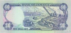 10 Dollars JAMAÏQUE  1985 P.71a TTB