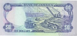 10 Dollars JAMAÏQUE  1987 P.71b NEUF