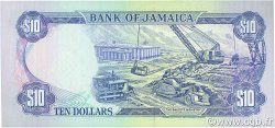 10 Dollars JAMAÏQUE  1989 P.71c NEUF