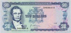 10 Dollars JAMAÏQUE  1991 P.71d NEUF