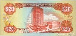 20 Dollars JAMAÏQUE  1981 P.68a SUP