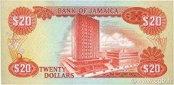 20 Dollars JAMAÏQUE  1983 P.68c NEUF