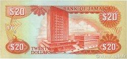 20 Dollars JAMAÏQUE  1987 P.72b SUP