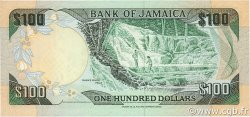 100 Dollars JAMAÏQUE  1986 P.74 NEUF