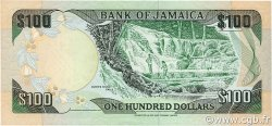 100 Dollars JAMAÏQUE  1987 P.74 NEUF