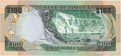 100 Dollars JAMAÏQUE  1991 P.75a NEUF
