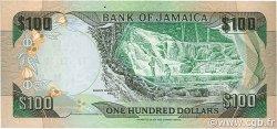 100 Dollars JAMAÏQUE  1992 P.75b NEUF
