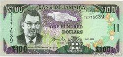 100 Dollars JAMAÏQUE  2002 P.80b NEUF
