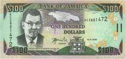 100 Dollars JAMAÏQUE  2006 P.84e pr.NEUF