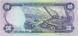 10 Dollars JAMAÏQUE  1981 P.67b NEUF
