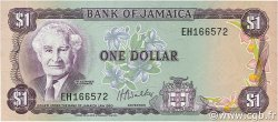 1 Dollar JAMAÏQUE  1976 P.59b NEUF