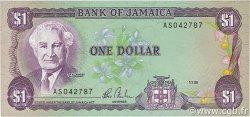 1 Dollar JAMAÏQUE  1985 P.68Aa NEUF