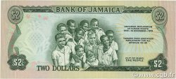 2 Dollars JAMAÏQUE  1973 P.58 NEUF
