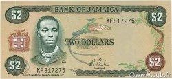 2 Dollars JAMAÏQUE  1982 P.65b NEUF