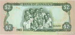 2 Dollars JAMAÏQUE  1987 P.69b NEUF